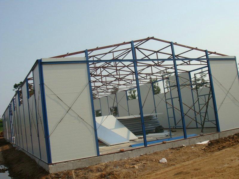 天津彩钢板安装,活动板房设计,彩钢板活动板房施工