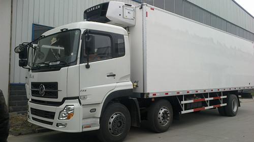 东风9米6冷藏车国四冷藏冷冻专用货车价格