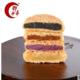邵永丰麻饼无糖食品浙江特产芝麻红豆豆沙南瓜紫薯板栗老婆饼糕点