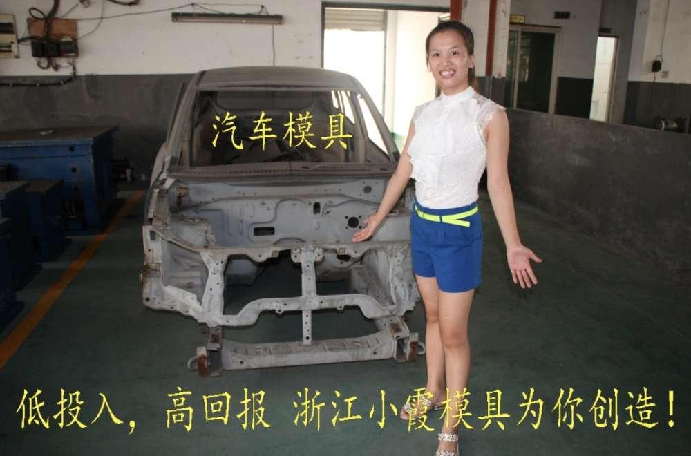 塑胶泵把杠注塑模具工厂 ,台州模具生产