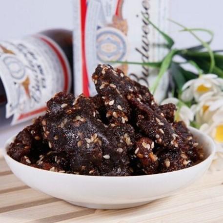重庆特产 休闲食品 批发 牛浪汉牛肉干 散称五香牛肉 整箱15斤