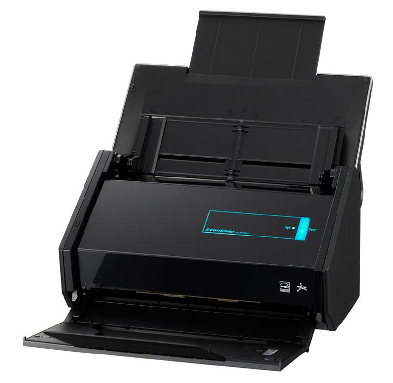 富士通ScanSnap iX500彩色文档扫描仪