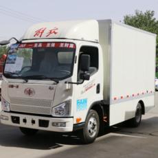 新能源纯电动箱式货车