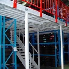 晶晟阁楼式货架销售    专业生产阁楼货架,阁楼式货架,货架,仓库货架,两层楼货架,阁楼货架厂家