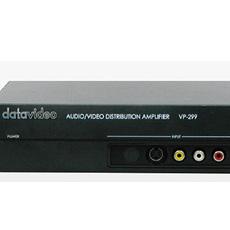 datavideo 洋铭 VP-299 影音四分配输出放大器 时基校正及信号分配器