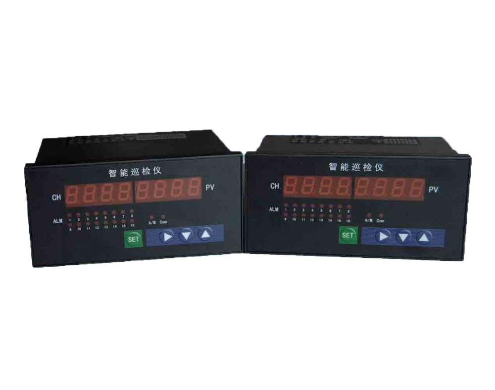 8路高精度溫度巡檢儀/帶RS485通訊XMDA
