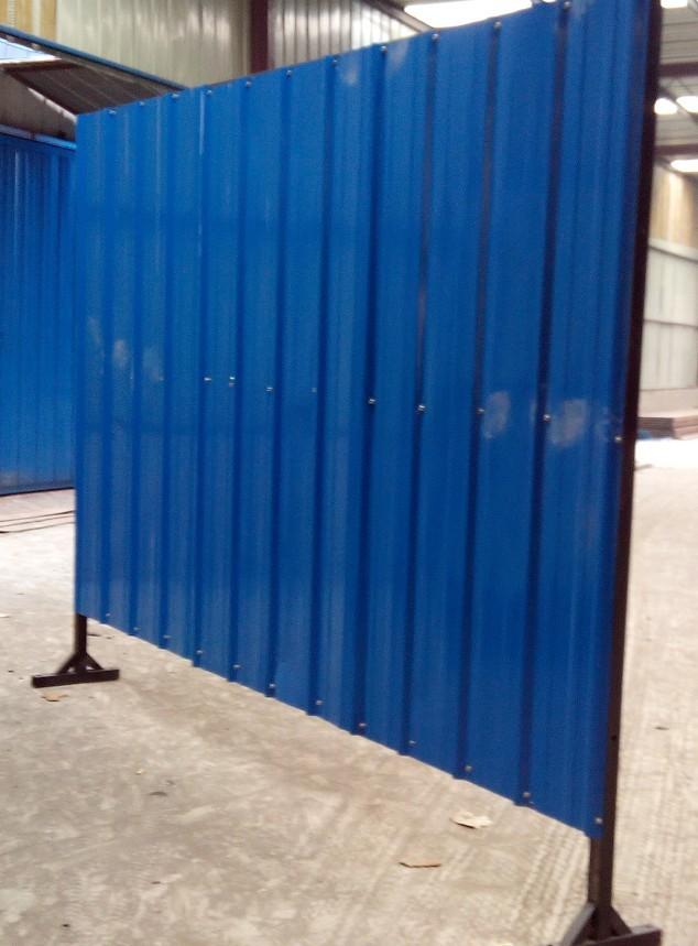 天津空港彩钢板,防火彩钢活动板房,活动板房安装施工