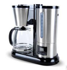 热销美式 滴漏式咖啡机 小型家用全自动咖啡机 特价批发工厂