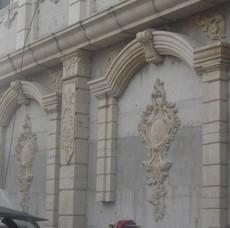 天目逆源南阳生产grc构件郑州grc线条河南grc门套浮雕造型等大型装饰构件