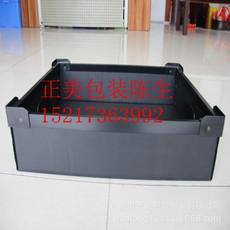专业厂家供应 天津塑料防静电中空板刀卡 防静电pp万通隔板