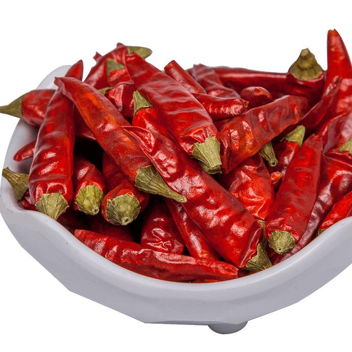 朝天椒小米椒自种辣椒贵州特产红干辣椒