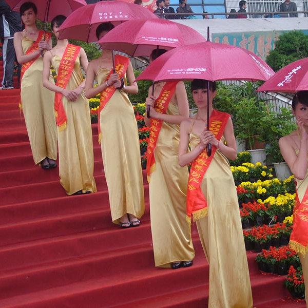 郑州专业发布会模特 郑州专业礼仪提供 郑州礼仪模特
