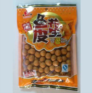 豆酥_供应鱼皮花生 花生米豆酥 鱼皮豆零食 150g克