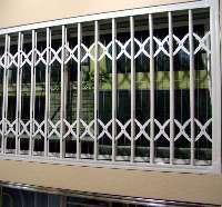 郑州防盗窗 铝合金 不锈钢 防盗窗
