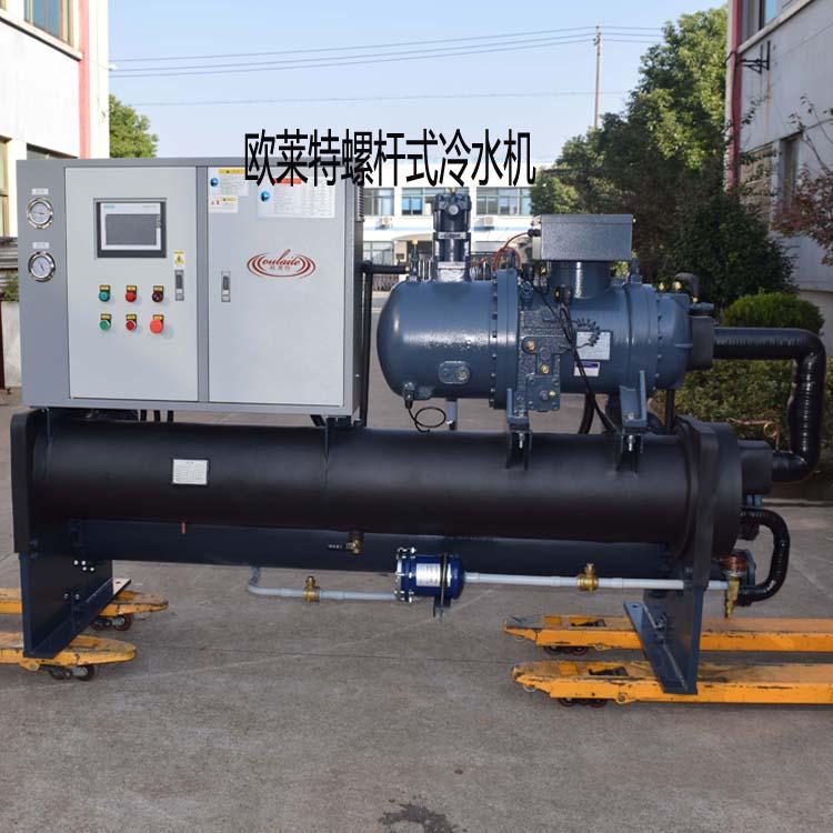 苏州PE透气膜生产设备配套螺杆式冷水机 流延膜生产线专用冷水机