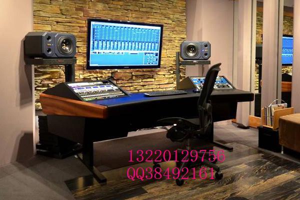 录音棚工作台,音频控制台