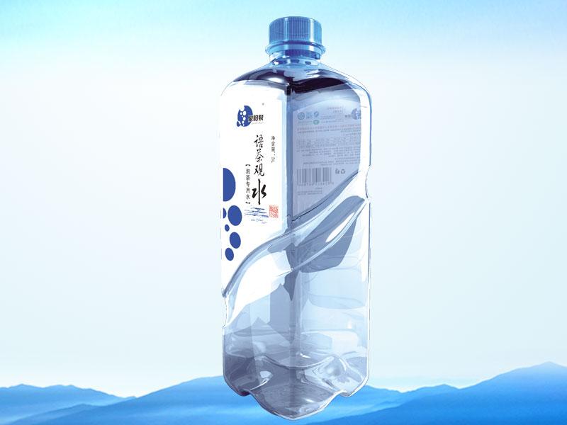 泉亚博体育官网下载苹果3L泡茶专用水语茶观水全国招商