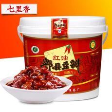 调味品 郫县豆瓣 辣椒酱 一级红油郫县豆瓣6kg