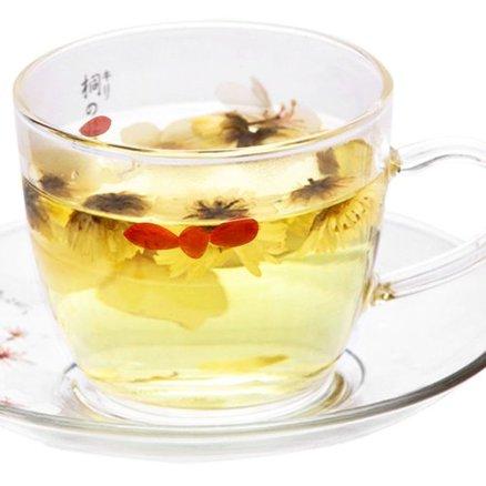 菊花枸杞茶—养肝明目抗疲劳