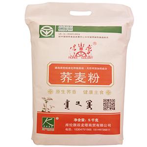 原生荞乡  健康主食 谷龙塔荞麦粉