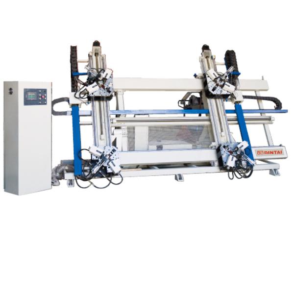 鼎泰批发定制LJZ2—500×4200双头切割锯