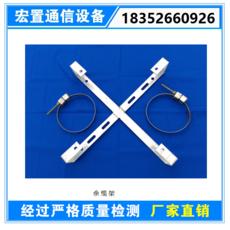 东兴光缆盘留架使用方法 杆用金具余缆架行情  光缆盘留架价格