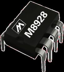 非隔离降压是LED恒流电源控制茂捷M8928