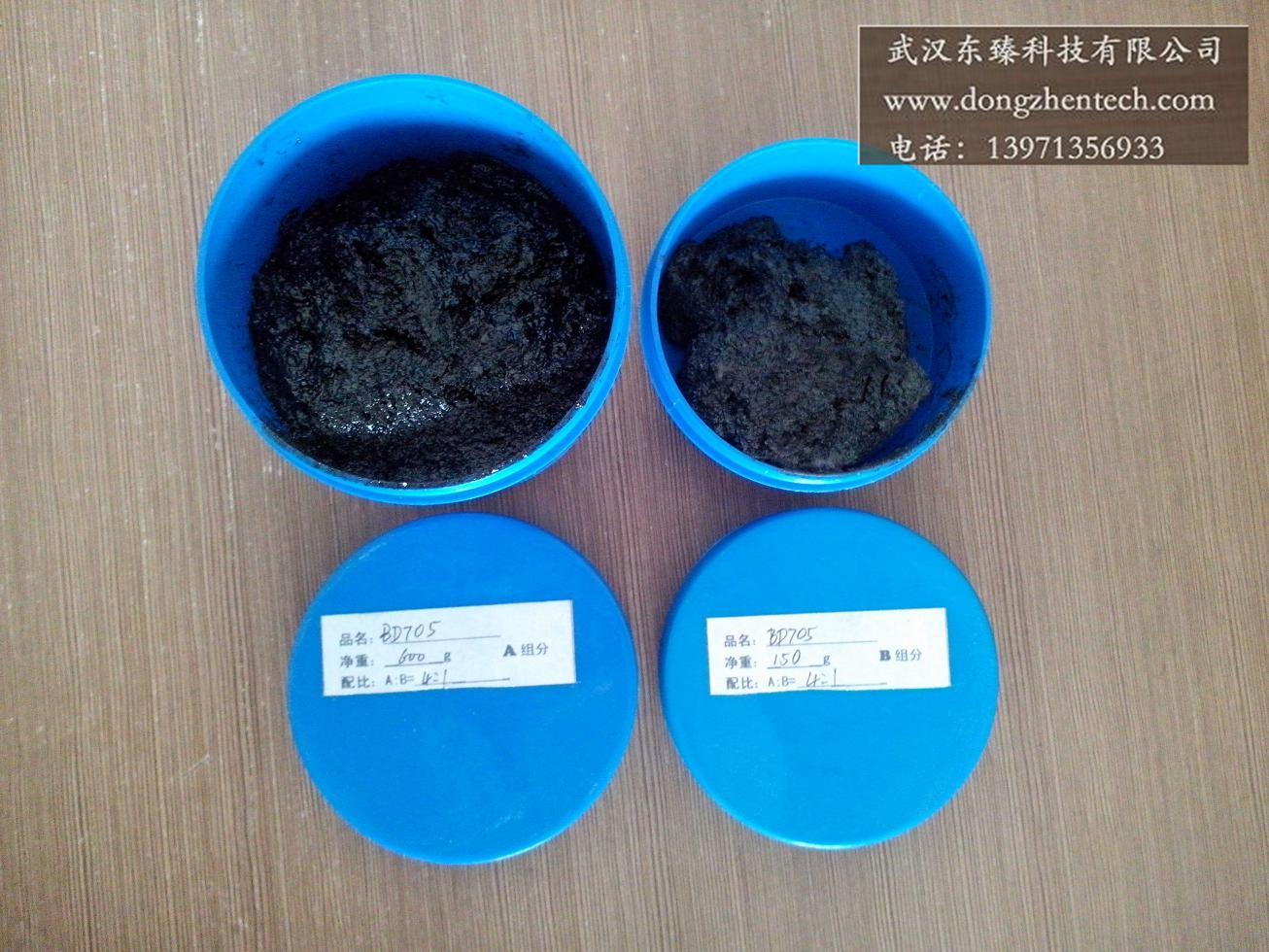 耐磨涂层、耐磨涂料、耐磨胶泥、耐磨陶瓷胶泥