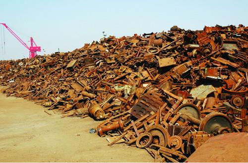供应 各种标准规格的工业废钢