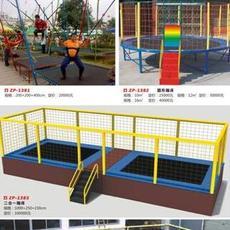 户外大型游乐设施 厂家供应儿童游乐场蹦床