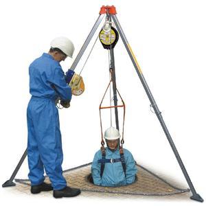 多功能三脚架,施工救援三脚架,消防安全救援三角架