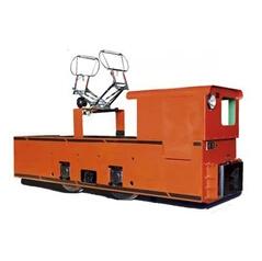 供应 7T窄轨架线式工矿电机车
