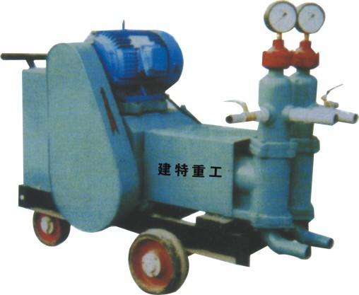 双缸活塞注浆泵