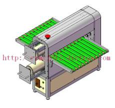 PS,PC片材板面清洁机|表面除尘设备