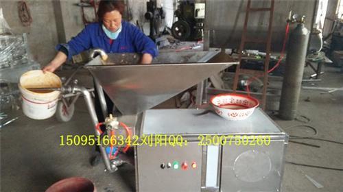 制造糯米灌肠机、海南糯米灌肠机、诸城汇康机械