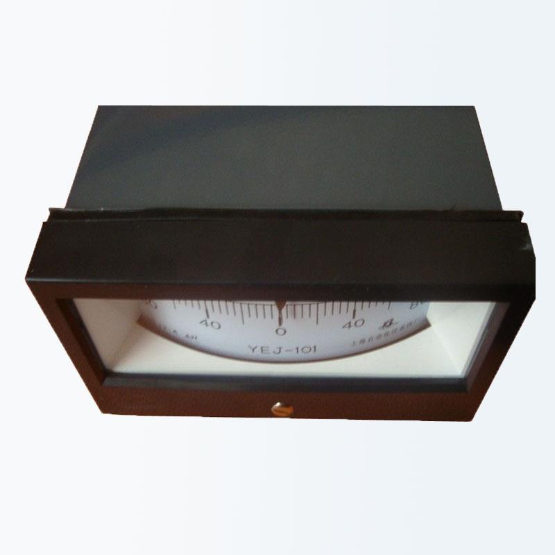 【乔木电气】YEJ-101矩形膜盒压力表