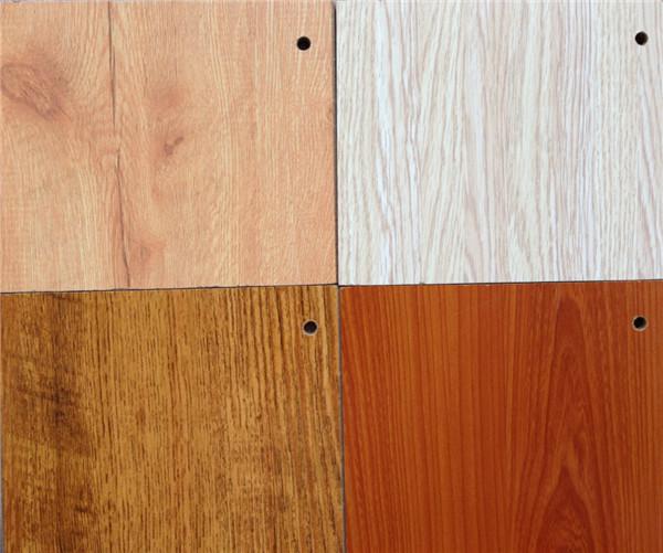 厂家佛山批发8mm外贸木地板 商铺办公室专卖店展厅酒店客房 真木纹工装强化复合木地板