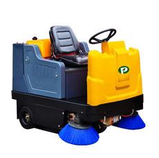 陕西普森环保电动清扫车性能