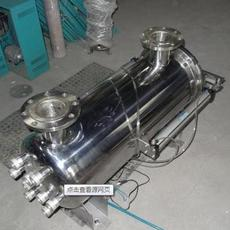 深圳现货热销过流式紫外线杀菌器STL-UV-20TC240W