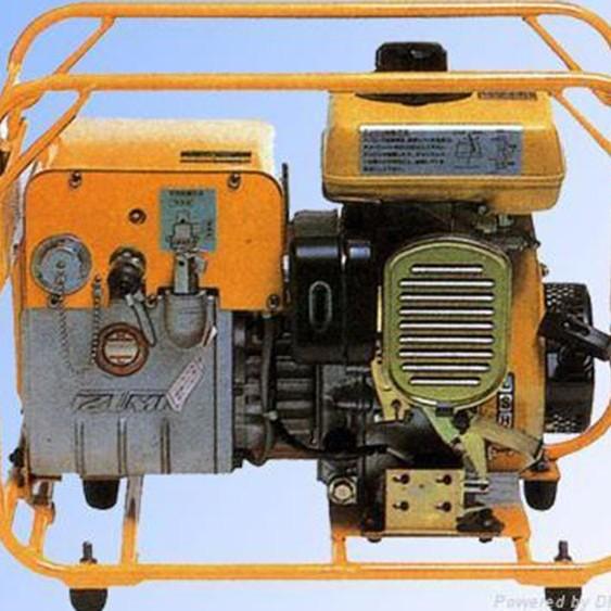 供应 日本进口hpe-1a机动超高压液压泵 izumi汽油泵图片