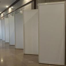 北京挂画展板展墙展架出租赁
