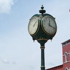 康巴丝专业打造大型时钟景观大钟kts-15