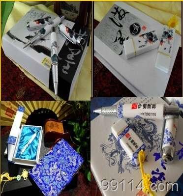 出售北京瓷器U盘|青花瓷U盘|商务U盘|泼墨u盘礼品