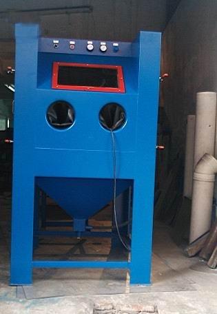 【包邮】自动喷砂机、手动喷砂机、移动式喷砂机