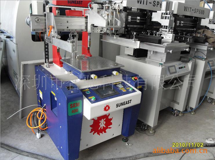 供应日东二手半自动印刷机