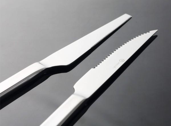 高档西餐餐具 西式牛排刀主餐刀叉勺 酒店用餐 不锈钢