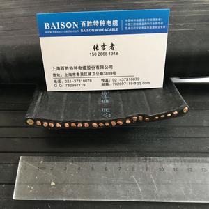 上海百胜起重机加钢丝型扁电缆厂家