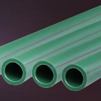 供应绿色PPR冷热水通用型水管 ppr管