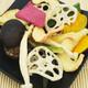 恒润食品田园清系列 VF什锦蔬菜 即食果蔬脆片干 纯天然果蔬直销