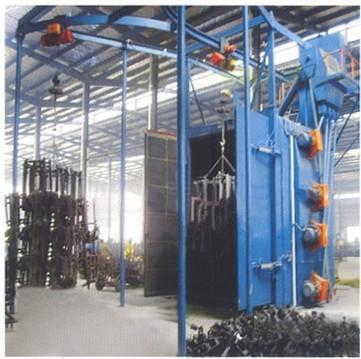 抛丸机/汽车零部件铸件高效抛丸机设备